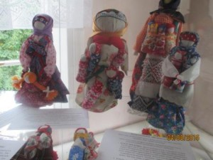 Мастер:Бабашкина В.А.Народные куклы - обереги