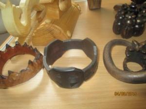"""Мастер:Елисеев Н.А.""""Деревянные браслеты."""""""